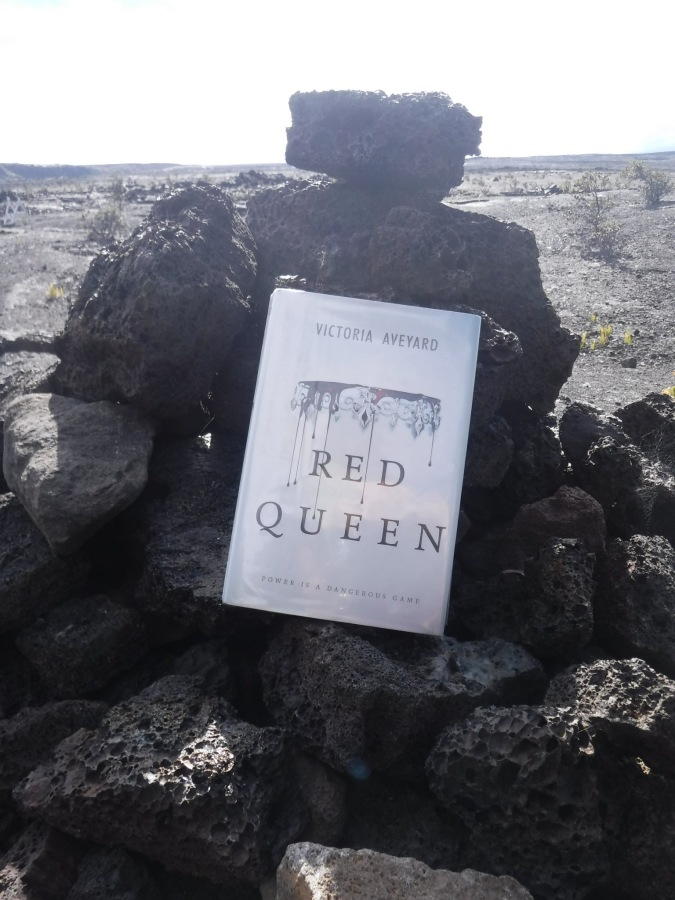 Red Queen by Victoria Aveyard Review