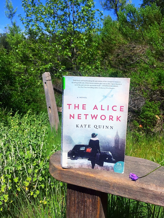 Book Review: The Alice Network by Kate Quinn