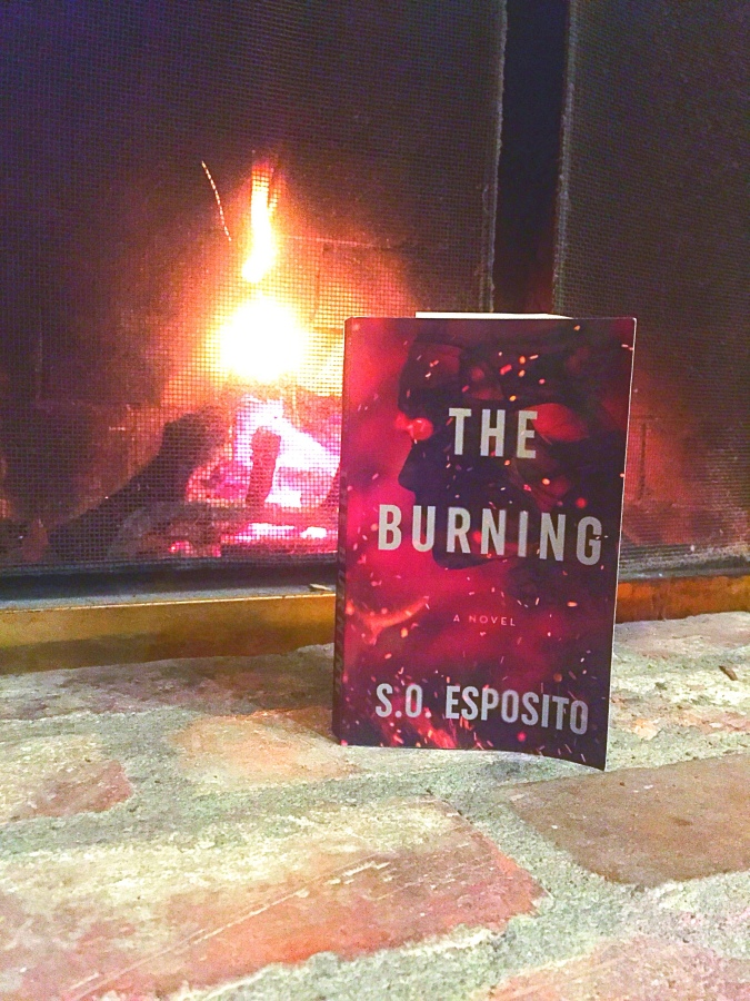 Book Review: The Burning by S.O. Esposito