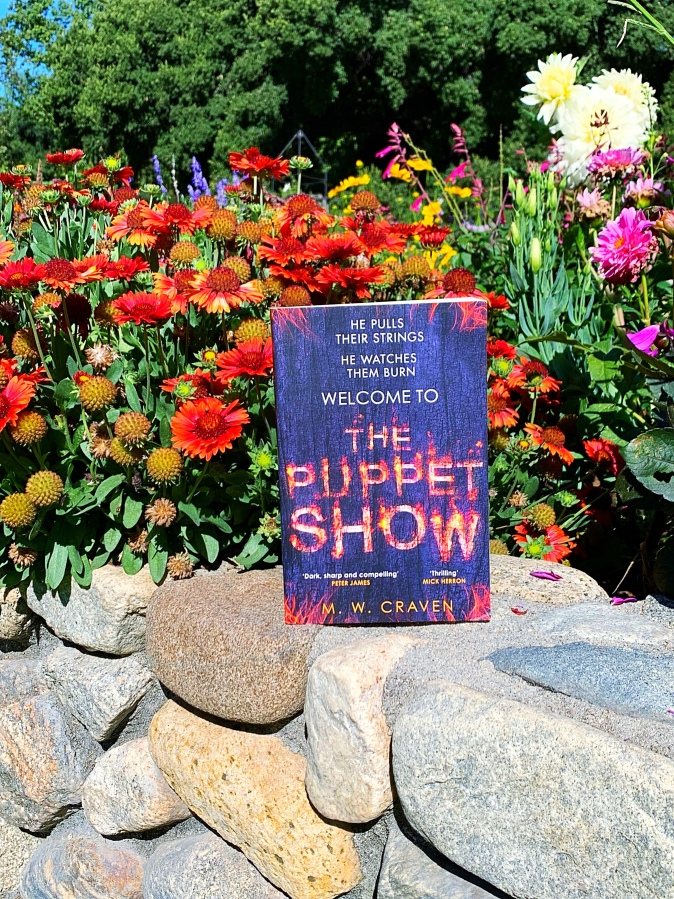 Book Review: The Puppet Show by M.W. Craven